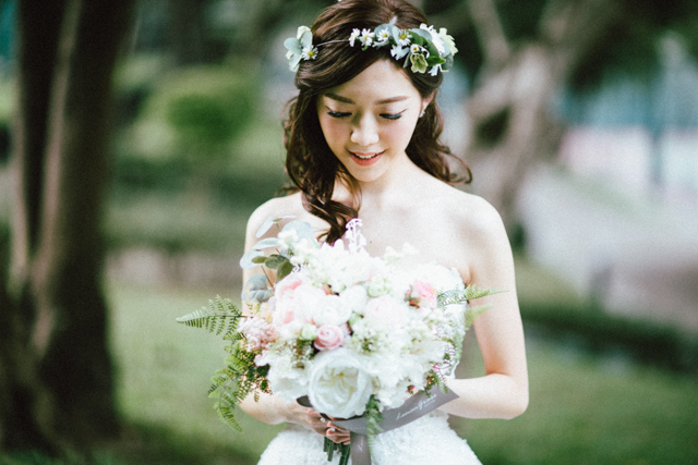 MaryAnn-XingMaquillage-LemongrassBouquet-unitedservicesrecreationclub-hongkong-weddingday-025