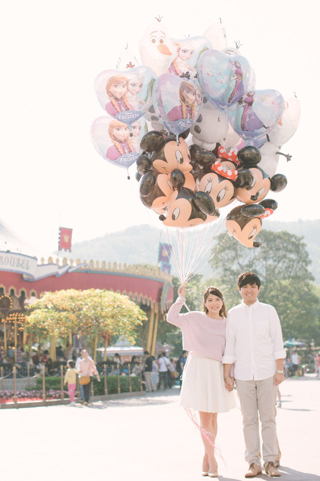 SavourProduction-hongkong-sweet-disneyland-prewedding-engagement-casual-014