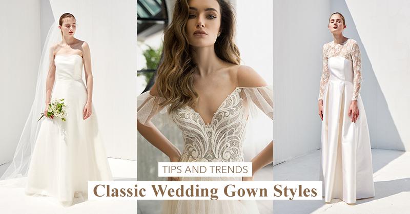 Roundup Of Classic Wedding Gown Styles Hong Kong Wedding Blog